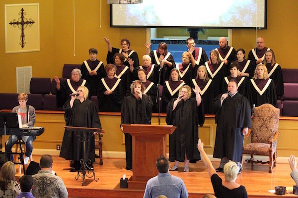 West Georgia Worship Center Choir